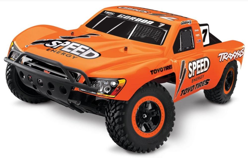 Traxxas Slash Pro 2WD Electric SC-Truck TQ2.4GHz RTR 1:10