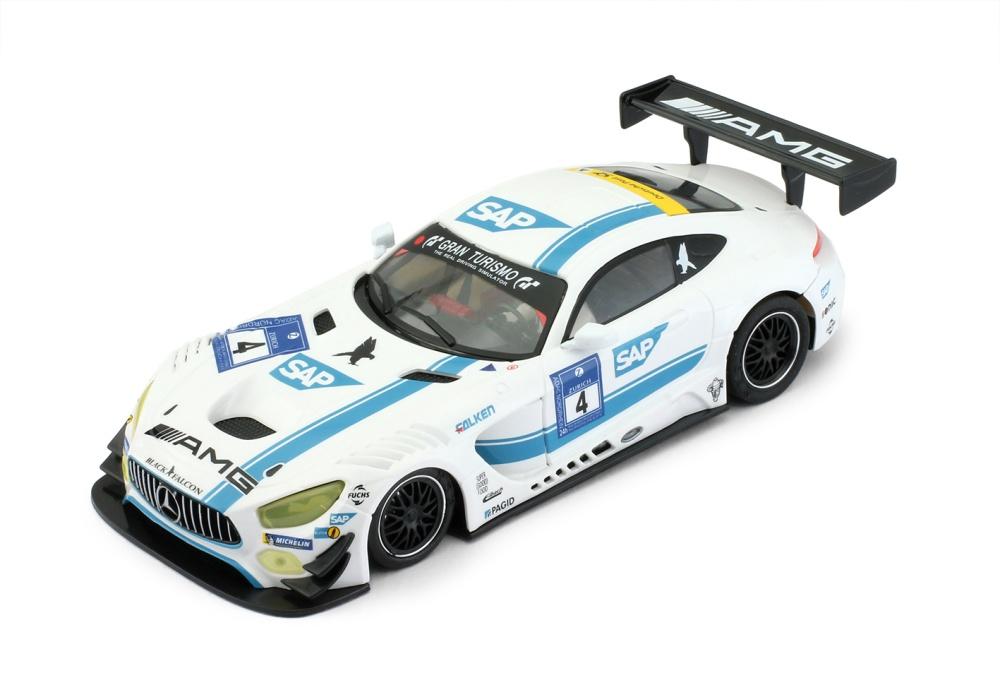 NSR Mercedes-AMG - Winner 24h Nürburgring 2016 - #4 -
