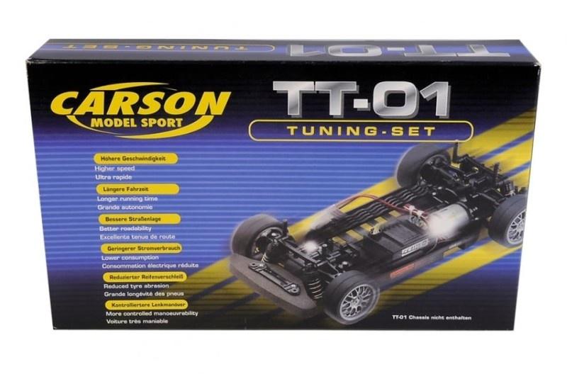 Carson Tuningsatz TT-01 / TT-01E