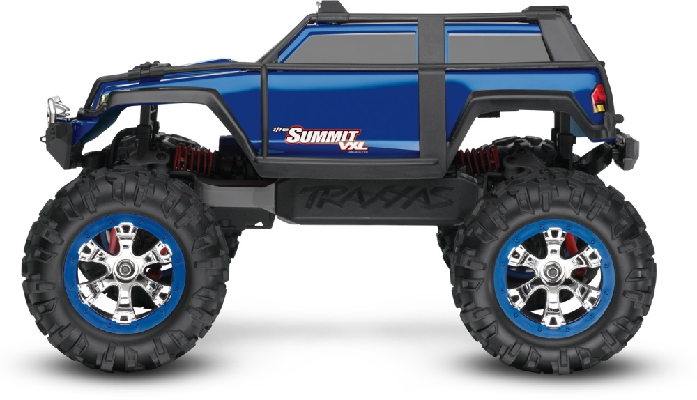 Traxxas Summit VXL 2.4GHz RTR 1:16