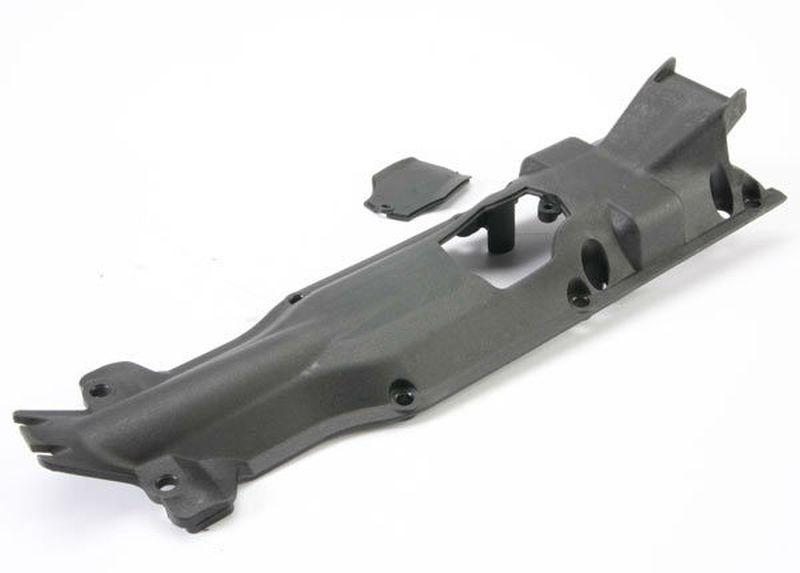 Traxxas Skidplatte Getriebe Nylon E-Revo