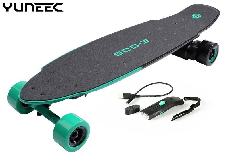 Yuneec E-GO 2 E-Board (Cool Mint)
