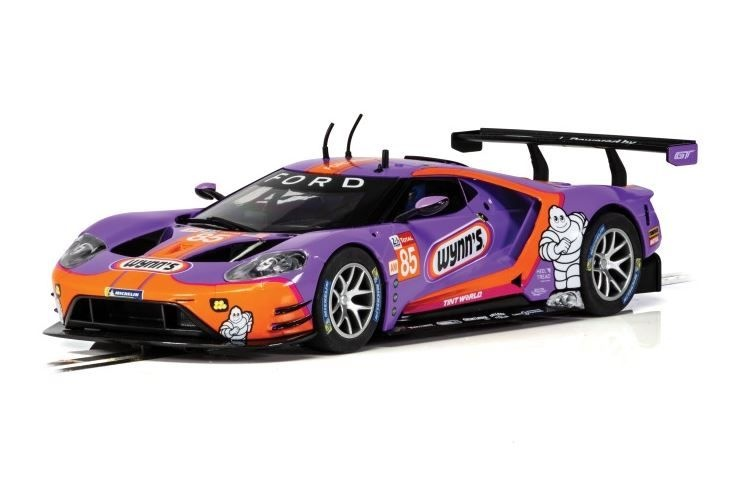 Scalextric 1:32 Ford GT GTE Le Mans 2019 #85 HD