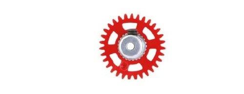 NSR AW 3/32 Soft Plastic Gear/Zahnrad 31T w/alu hub