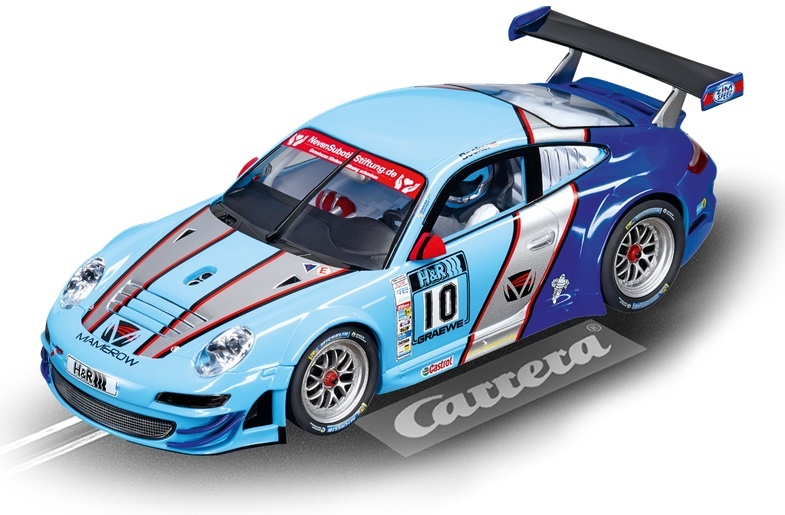 Carrera Digital 124 Porsche GT3 RSR Team Mamerow
