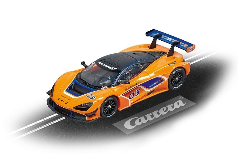 Carrera Digital 132 McLaren 720S GT3 No.03