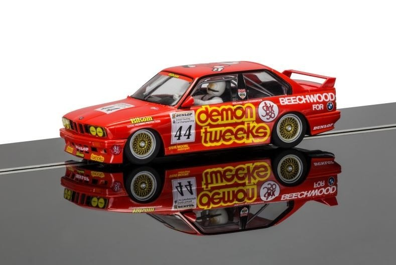 Scalextric 1:32 BTCC Anniversary Special Edition
