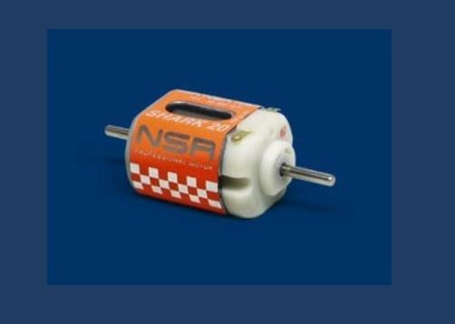 NSR SHARK 20K 20000 rpm 164g.cm @ 12V