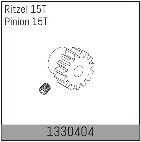 Absima Ritzel 15T