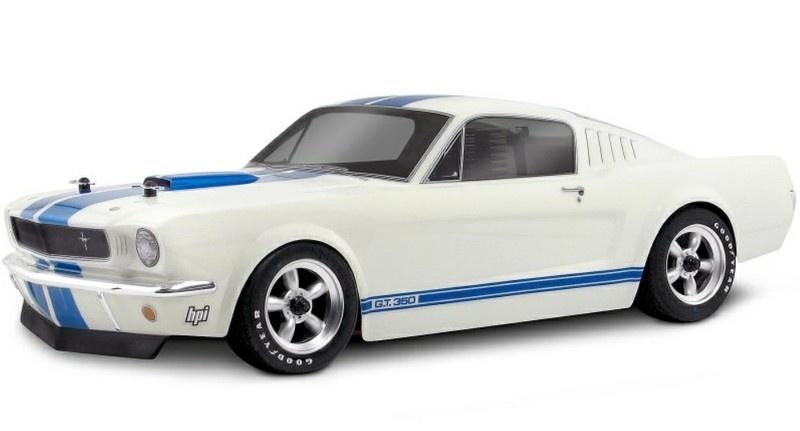 HPI 1965 Shelby GT-350 Karosserie 200mm 1:10