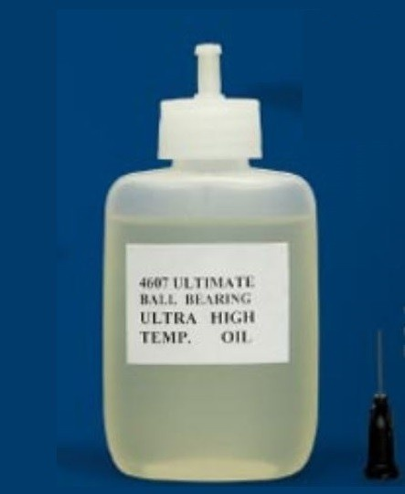 NSR Oil for ball bearings high temperature 30ml