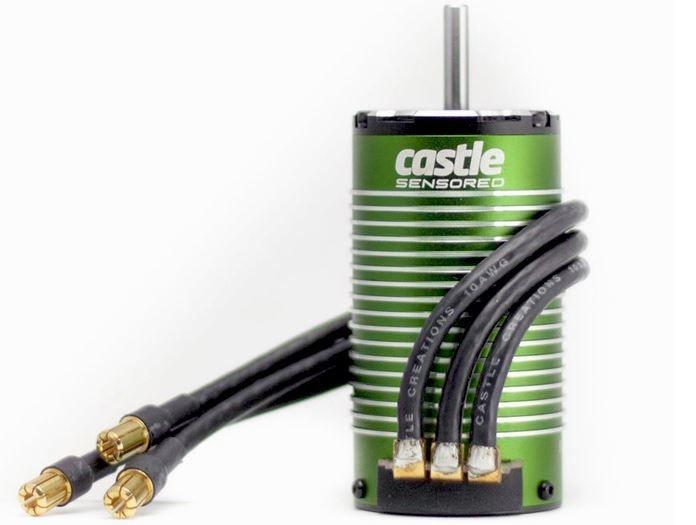 Castle Creations - Brushless Motor 1512 - 1800KV - 4-Pole