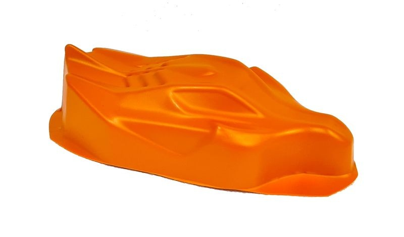 Probodyrc unbreakable Body für Arrma Typhon 6s orange