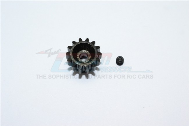 GPM steel 14T pinion gear - 2PC Set for Traxxas TRX-4