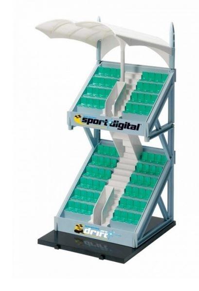 Scalextric Grandstand / Zuschauertribüne (Diorama)