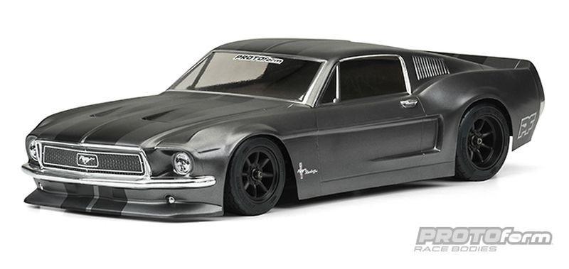 Pro Line PROTOform 1968 Ford Mustang Karosserie klar
