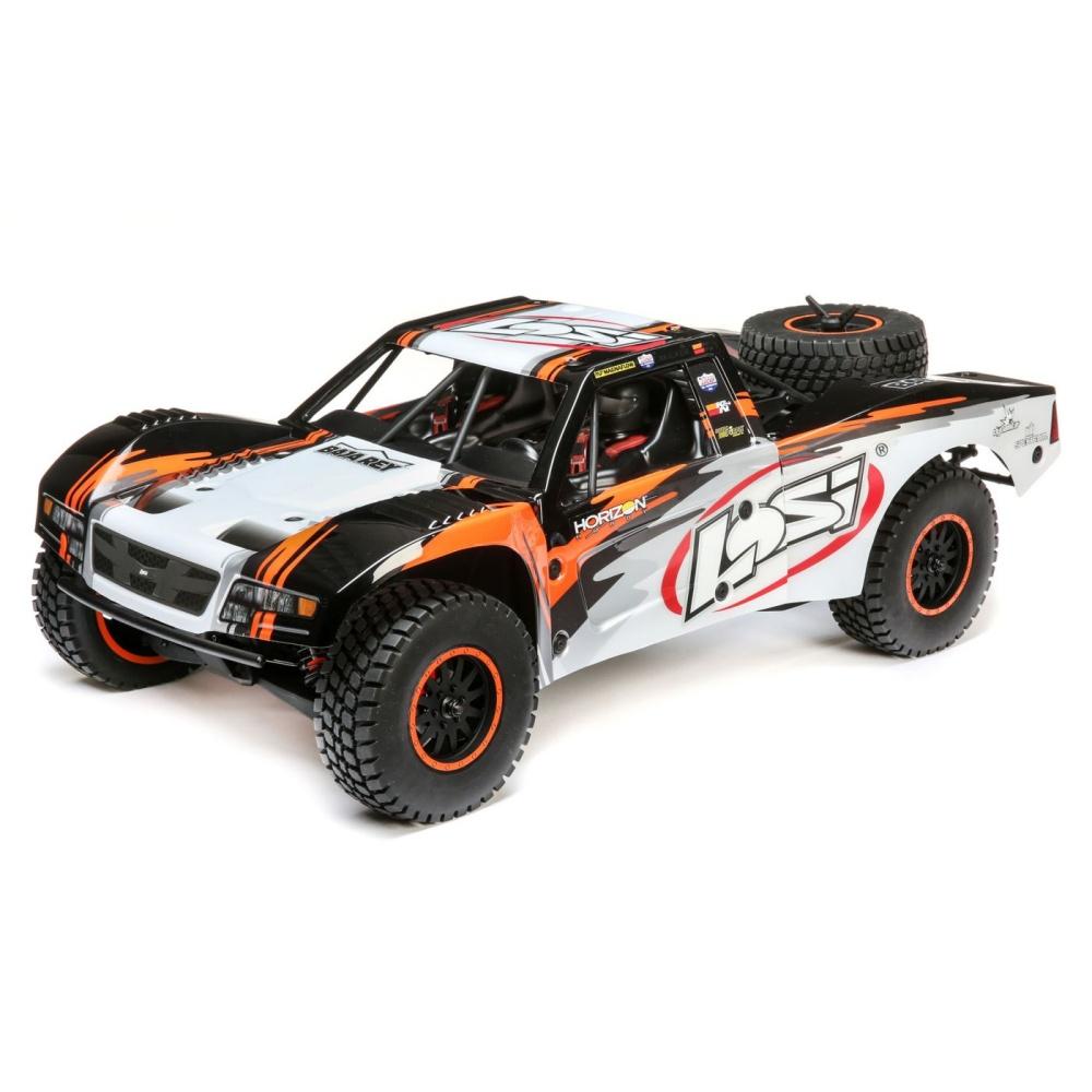 Losi Baja Rey 4WD Desert Truck Brushless BND 1:10