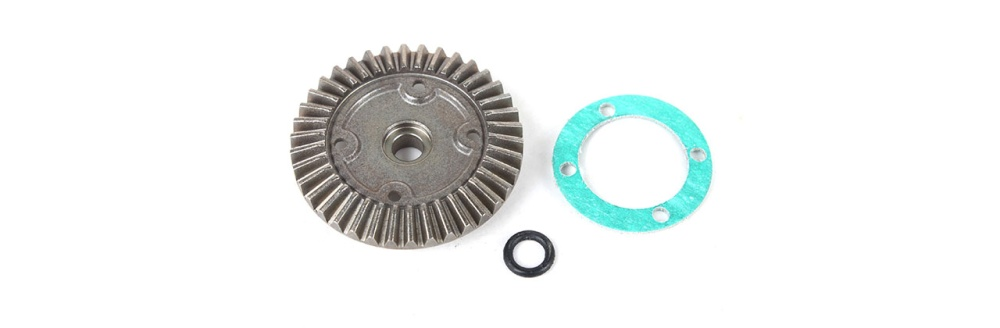 LRP Differential Zahnrad 38Z + Dichtung S10