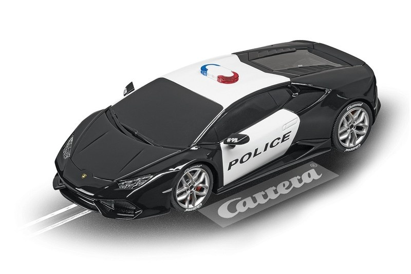 Carrera Digital 132 Lamborghini Huracan LP 610-4 Police