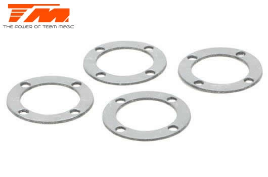 Team Magic Replacement Part - E5 - Differential Case Gasket