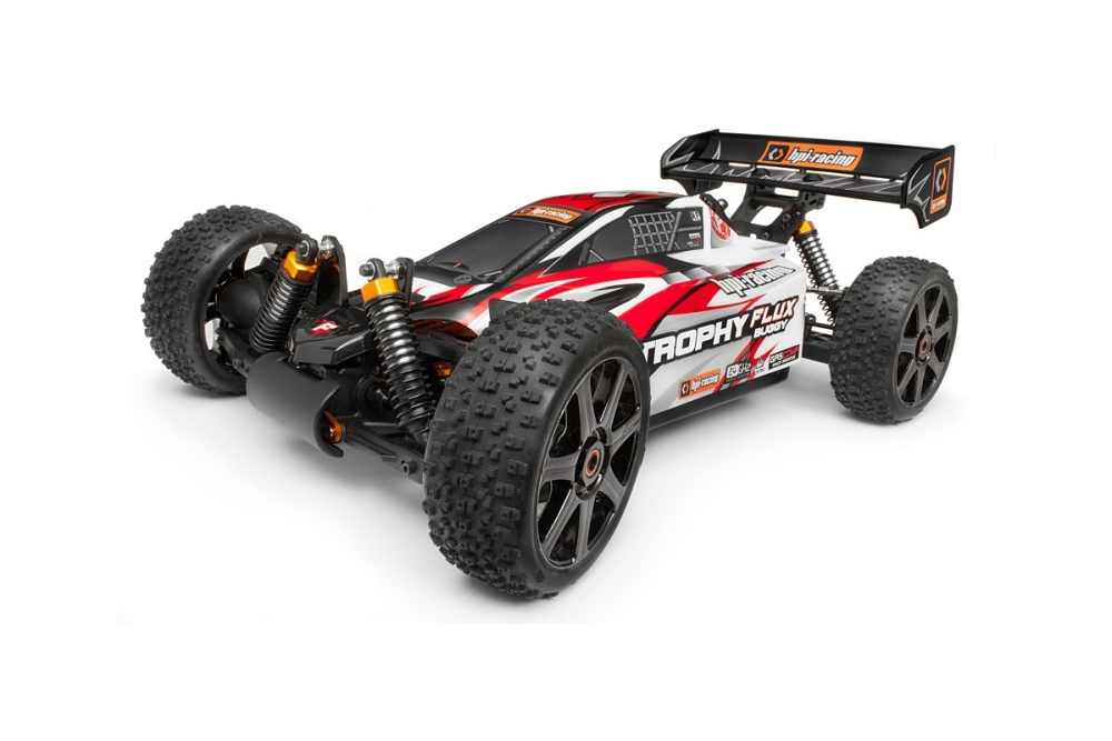 hpi trophy 4wd elektro buggy flux 2 4ghz rtr 1 8. Black Bedroom Furniture Sets. Home Design Ideas