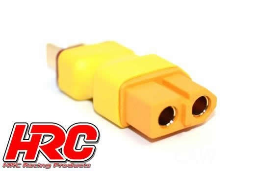 HRC Racing Adapter - Kompakte Version - XT60 Stecker zu