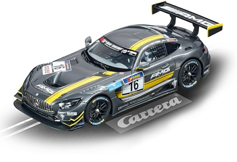 Carrera Evolution Mercedes-AMG GT3 No.16