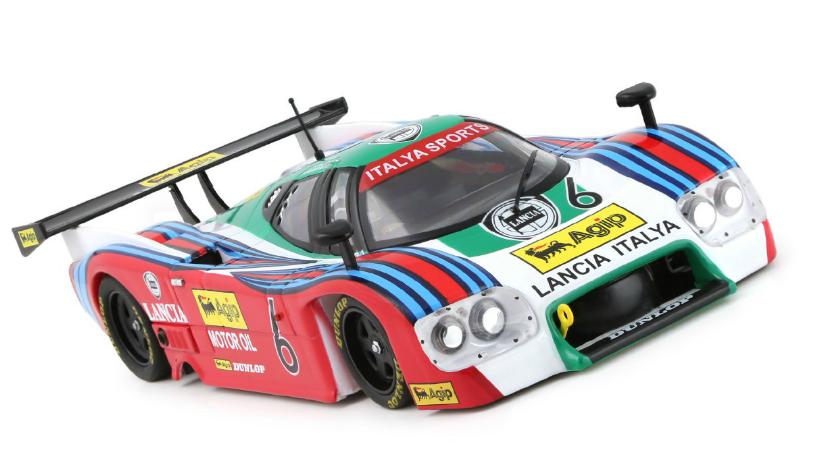 Slot.it Lancia LC2 #6 WEC Fuji 1000km 1985