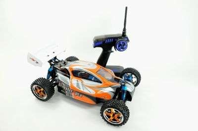 Amewi Buggy Booster Pro 4WD Brushless M 2.4GHz RTR 1:10