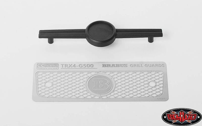 RC4WD Emblem Grill for TRAXXAS TRX-4