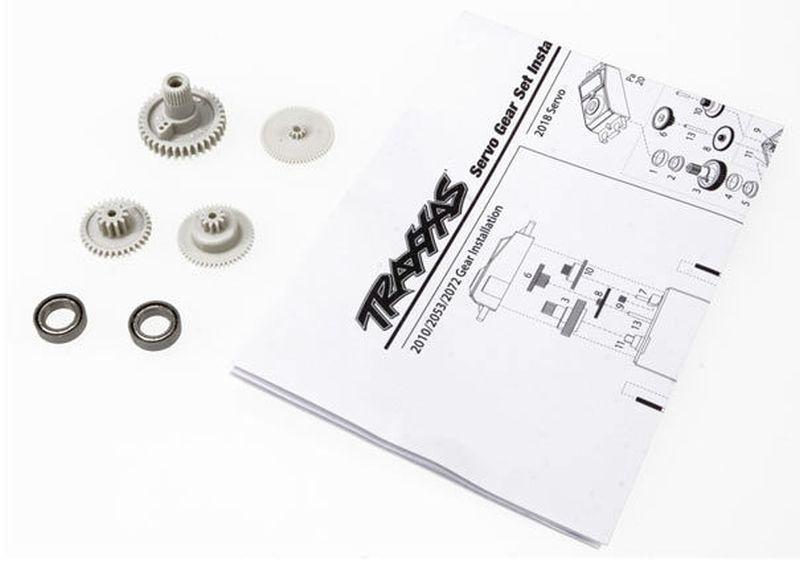 Traxxas Getriebe-Set für 2070, 2075