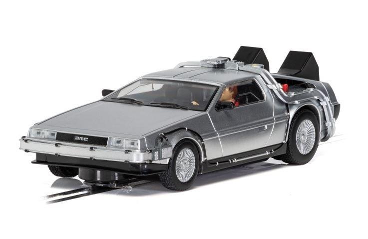 Scalextric 1:32 DeLorean - Back to the Future HD