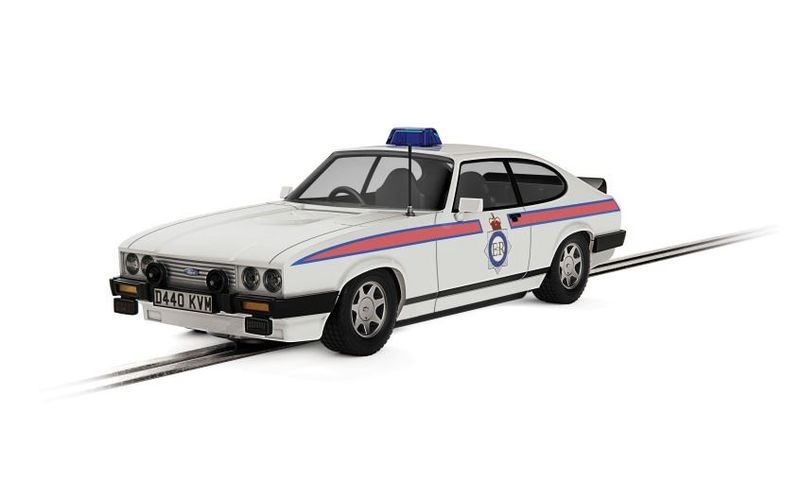 Scalextric 1:32 Ford Capri MK3 Manchester Police HD