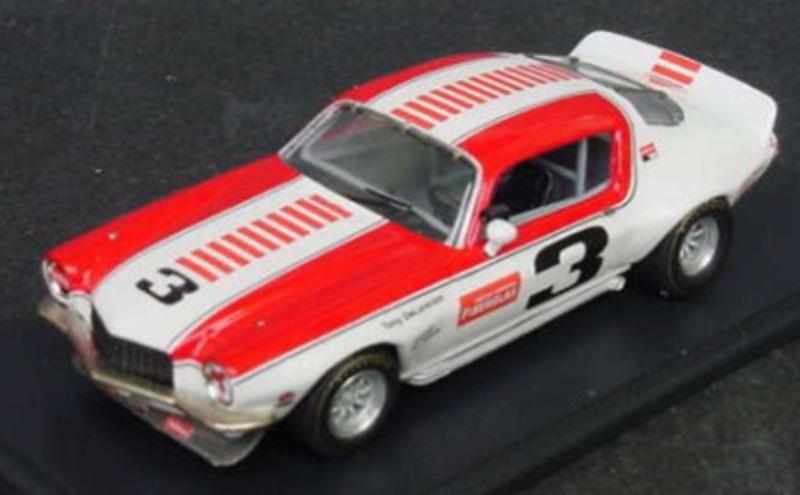 Scalextric Chevrolet Camaro 1972
