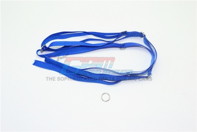 GPM spare tire tie down -2PC SET for Traxxas Unlimited