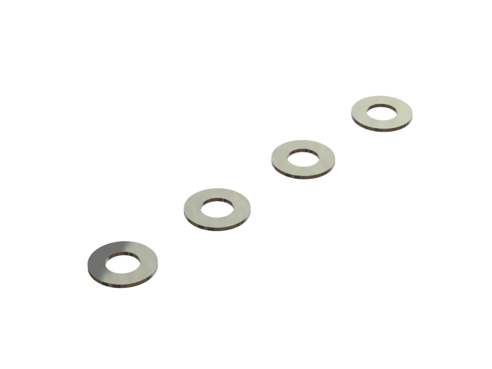 Arrma Washer 8x16x1mm (4) (ARA709056)
