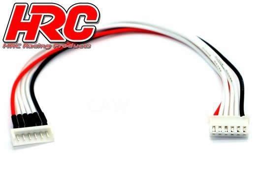 HRC Racing Ladekabel Verlängerung - JST EH-XH Balancer 5S -