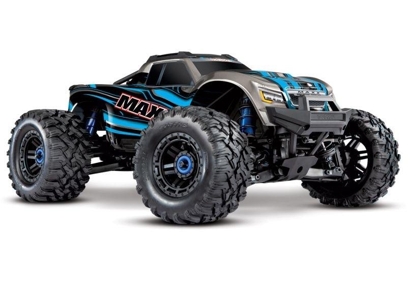 Traxxas MAXX 1/10 Monster-Truck Brushless TQi2.4GHz TSM