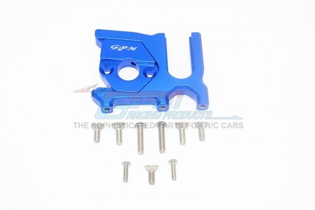 GPM aluminium center differential  (rear) + motor mount -