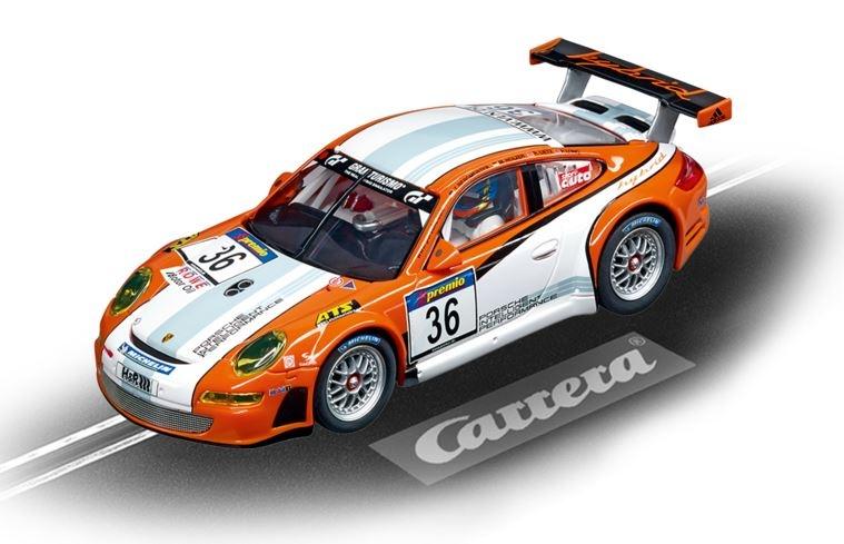 Carrera Digital 132 Porsche GT3 RSR Hybrid,No.36 VLN 2011