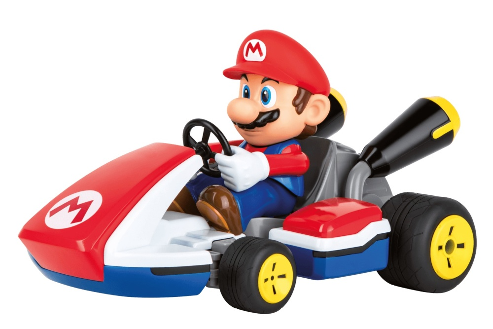 Carrera RC 2,4GHz Mario Kart(TM), Mario - Race Kart with