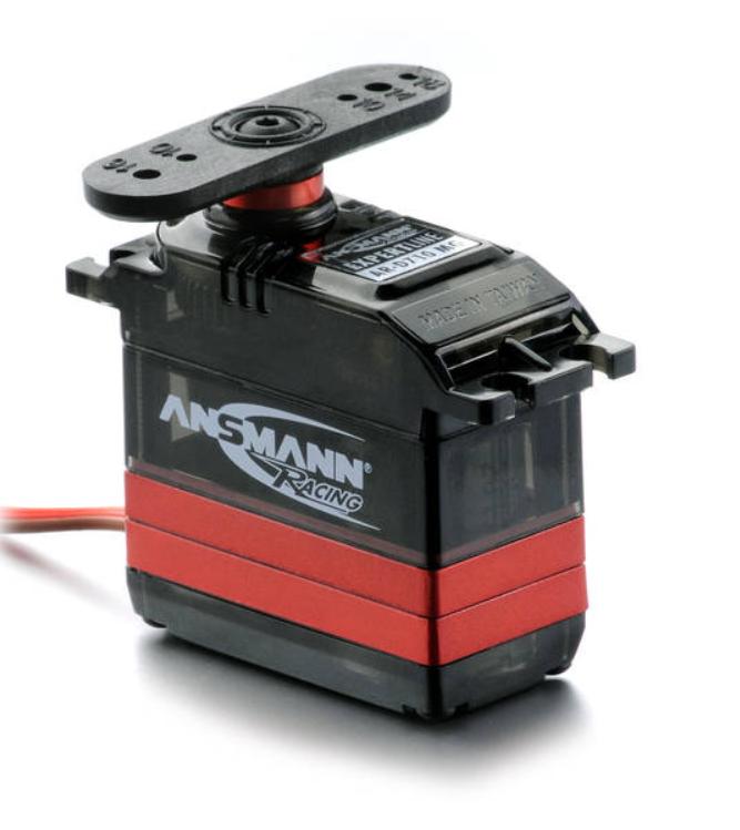 Ansmann Expert Line High-Torque Servo AR-D710-MG-BB
