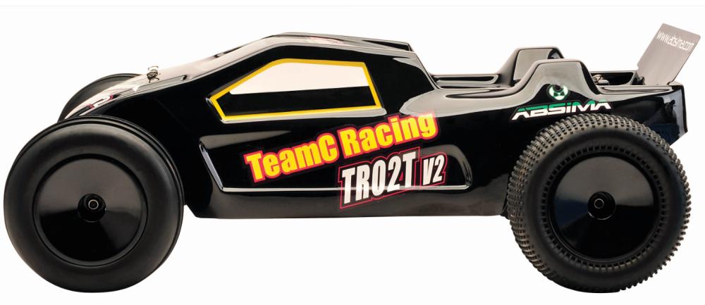Team C EP Truggy TR02TV2 2WD KIT/Bausatz 1:10