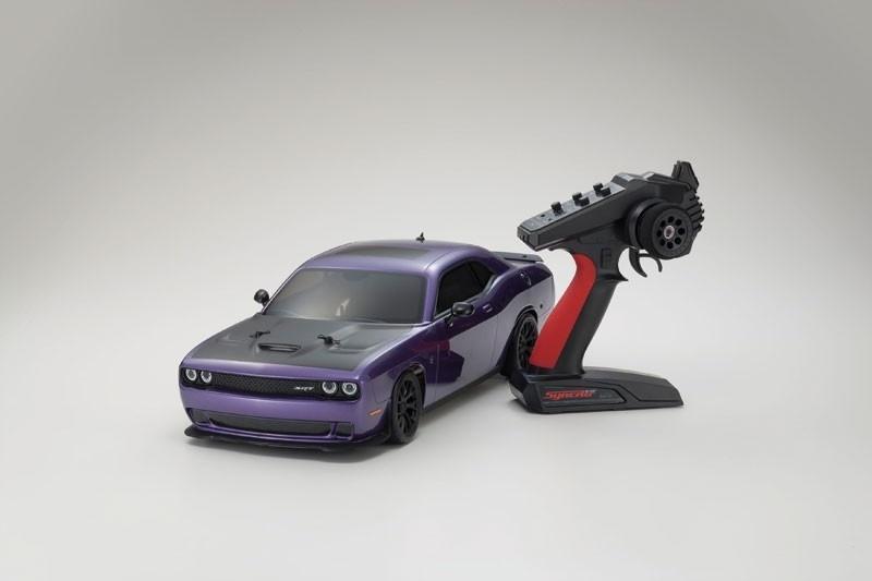 Kyosho FAZER MK2 Dodge Challenger SRT DEMON 2.4GHz