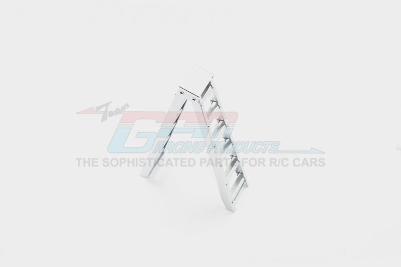 GPM Scale accessories: Aluminum short step ladder for