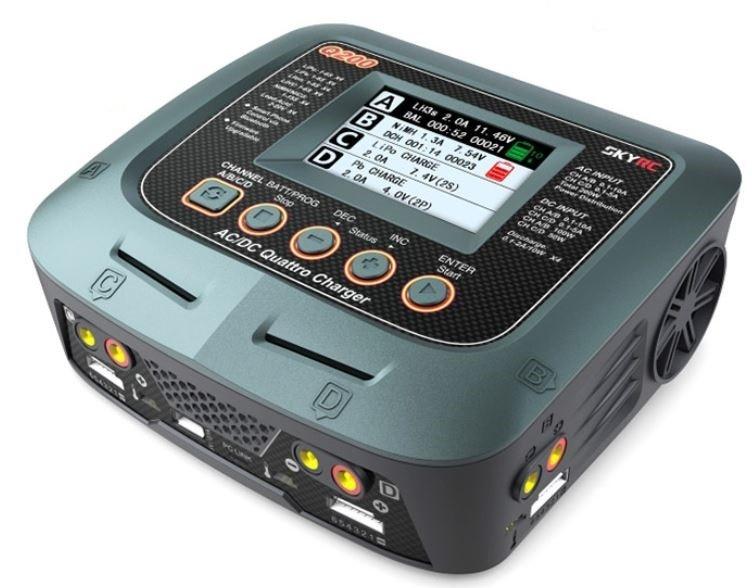 SKYRC Q200 300W/10A Balancer Lade-/Entladegerät