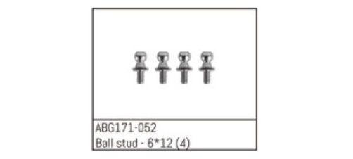 Absima Ball Stud 6*12
