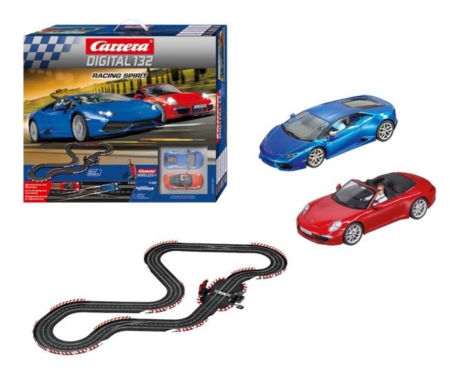 Carrera Digital 132 Racing Spirit