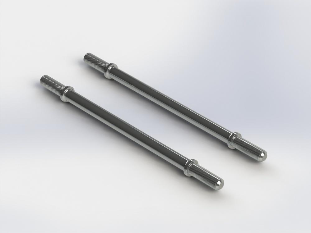 Arrma RC Pushrod Anlenkung 5x103mm (2)