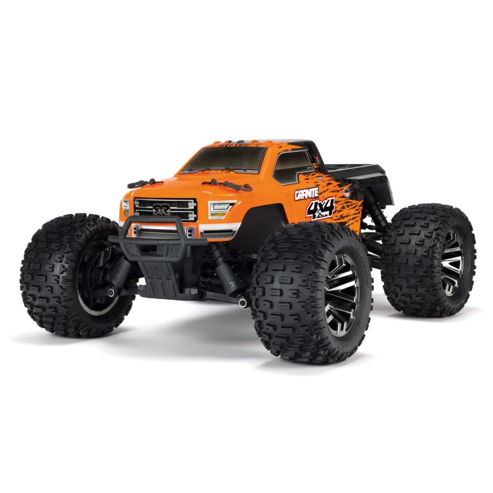Arrma GRANITE 4x4 3S BLX Brushless Monster Truck 2.4GHz